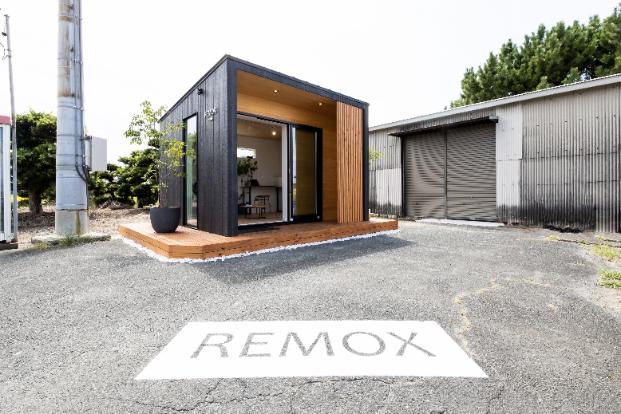 REMOX venti モデルハウス